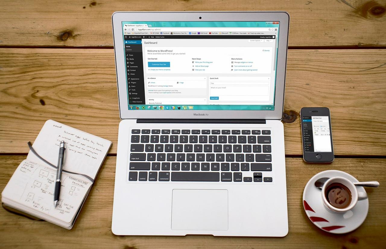 WordPressのテーマを選んで、自分だけのWebサイトを作成しよう!初心者向け
